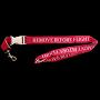 'Schlüsselband ''REMOVE BEFORE FLIGHT'''